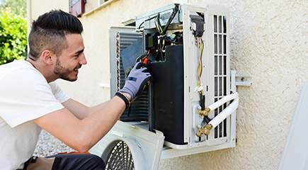 Entretien & dépannage de pompe à chaleur