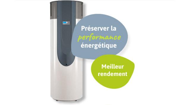 Entretien & dépannage de chauffe-eau thermodynamique