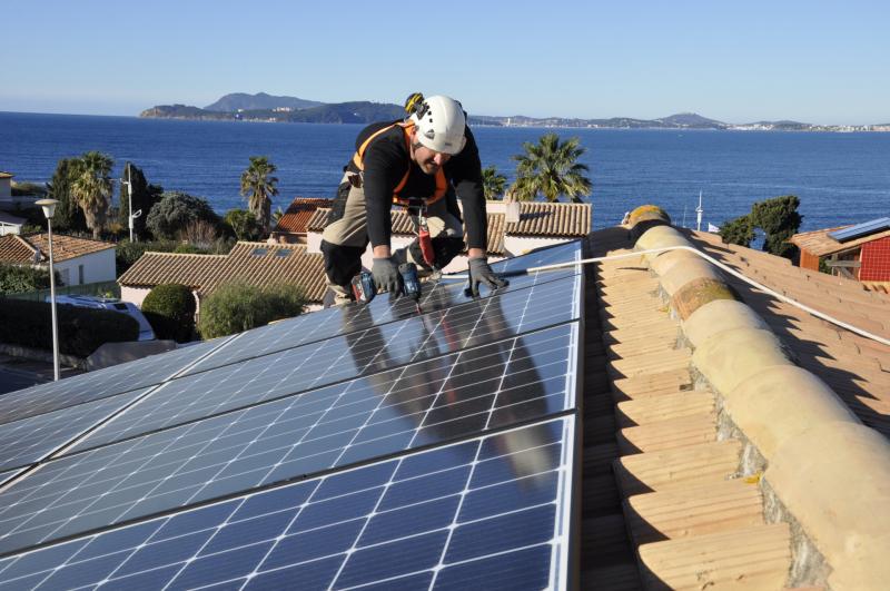 Entretien & dépannage de panneaux solaires